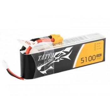Bateria LiPo 3S 5100mAh 11.1V 10C Gens Ace