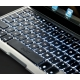 ZAGG Keys Pro Folio Aluminium Keyboard - iPad Mini/Mini 2