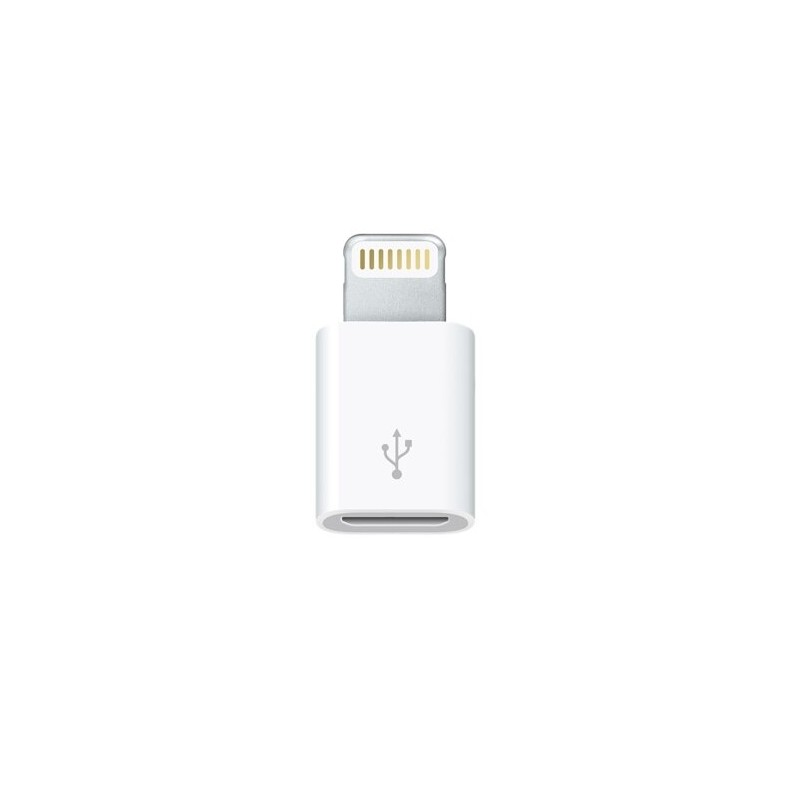 Adapter Lightning na Micro USB - iPad