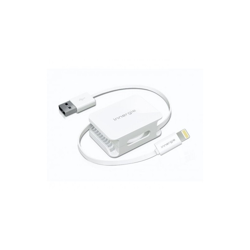 Zwijany kabel Lightning do USB 60cm - Innerge