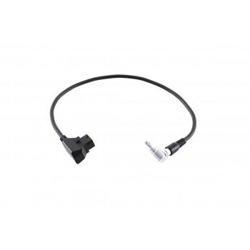 Kątowy kabel zasilający silnik (400mm) - Focus