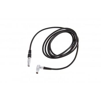Kątowy kabel transmisji danych (2m) - Focus