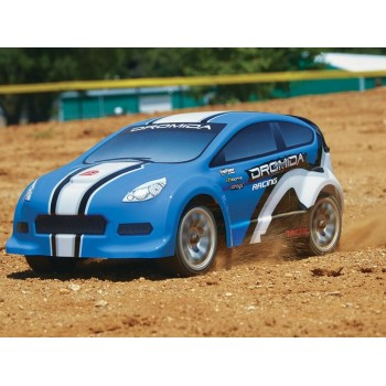 Dromida Rally Car Brushless 4WD RTR 1/18