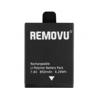 Bateria LiPo 850mAh 7,4V - Removu S1