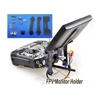 Karbonowe Mocowanie Monitora FPV Uchwyt do nadajnika