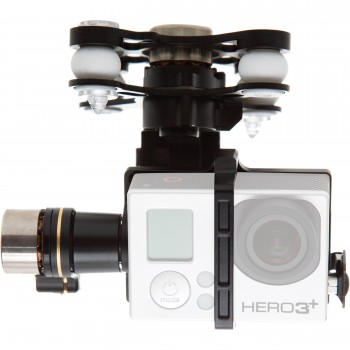 Gimbal H3-3D GoPro3, 3+ for FlameWheel