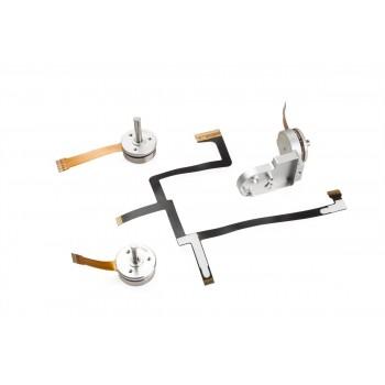 Gimbal servo motor & ribbon cable (P2V+) - Part 19