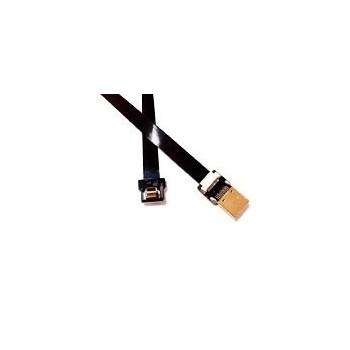 50cm Flexible HDMI to Mini HDMI cable