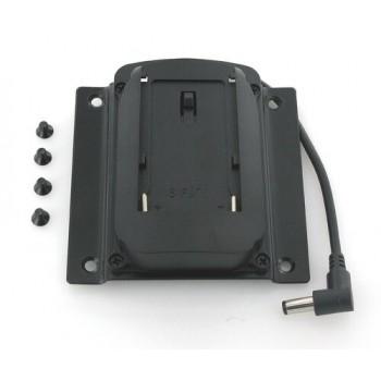 Adapter zasilania bateriami Sony F970
