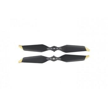 Śmigła szybkiego montażu 8331 (złote) - Mavic Pro Platinum
