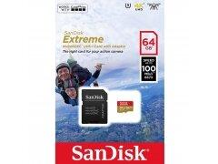 SanDisk 64GB U3 Extreme Plus microSDXC