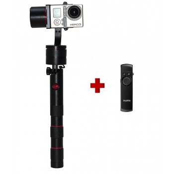 FunnyGO2 3axis stabilizer for GoPro 3/4