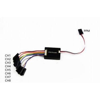 PPM Encoder module for Pixhawk