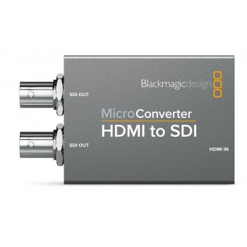 Blackmagic Design Micro Converter HDMI to SDI bez zasilacza