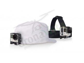 Headstrap dla GoPro