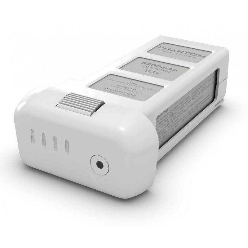 Bateria LiPo 5200mAh, 11.1V - Phantom 2, Phantom 2 Vision i Vision+