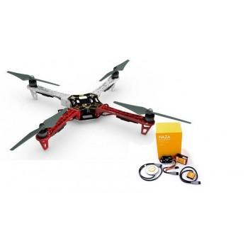 F450 + NAZA-M V2 + GPS + Podwozie