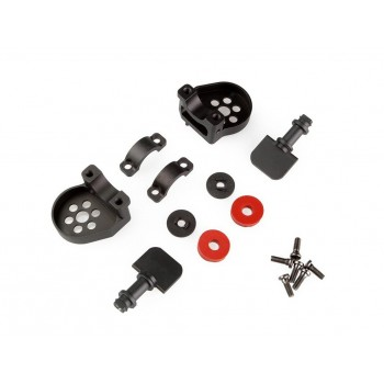 S800 Bipod carbon tube bracket left set - Part 23
