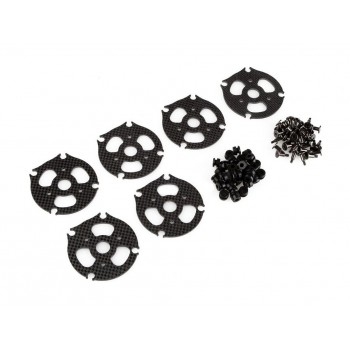 S800 EVO/S900 Vibration absorber for 6 motors - Part 44