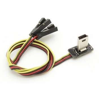 AV - Mini USB Cable FPV for GoPro Camera