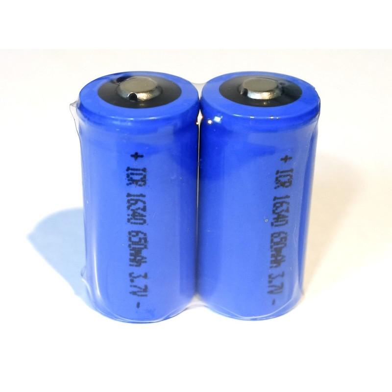 Bateria zapasowa do gimbala ręcznego Feiyu G3 Ultra Li-ion 650mAh