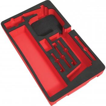 Pianka wewnętrzna do walizki (dolna)