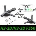 Adapter montażowy H3-2D lub H3-3D dla F550