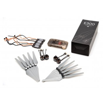 DJI E300 Tuned Propulsion System 4x motor, ESC, propellers, Accessories pack