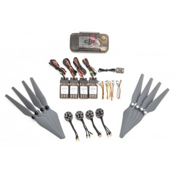 DJI E310 Tuned Propulsion System 4x motor, ESC, propellers, Accessories pack