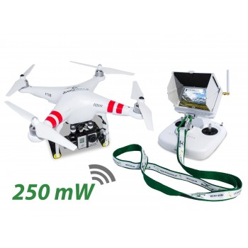 "DJI Phantom 2 v2 H3-3D FPV 5"" iOSD 250mW - Ready to Fly!"