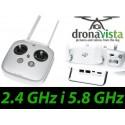 Nadajnik Radiowy DJI Inspire 1 - 2.4GHz i 5.8GHz - 2000m