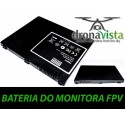 Bateria do Monitora Black Pearl 7""