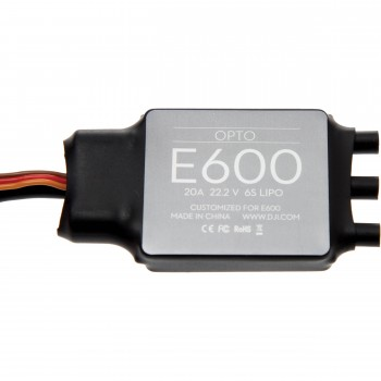 Regulator ESC 20A - E600