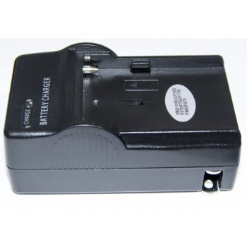 Battery Charger for Sony NP-FM30, FM50, FM55H, QM71D, QM91D / Panasonic VW-VBD1