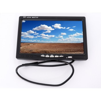"7"" Color TFT Monitor FPV"