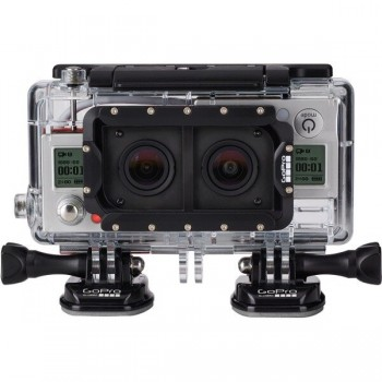 Dual Hero System - system do pracy dwóch kamerek - GoPro - WYPRZEDAŻ!