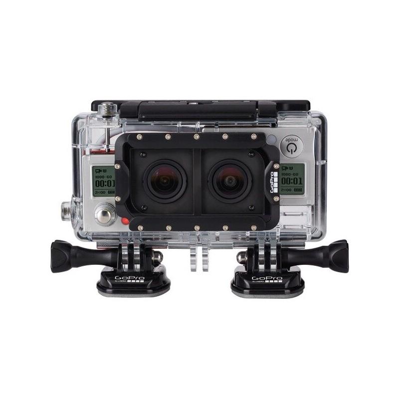 Dual Hero System - system do pracy dwóch kamerek - GoPro