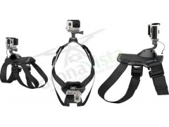 Fetch Dog Harness - GoPro