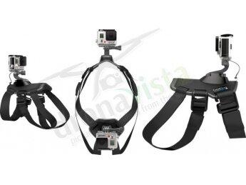 Fetch Dog Harness - szelki dla zwierzęcia - GoPro