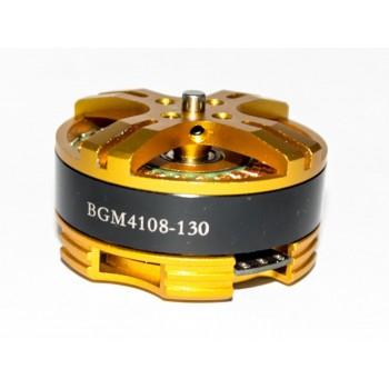 Brushless Motor BGM4108-130 for Gimbal
