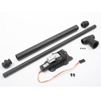 Podwozie elektrycznie składane TL65B44 do ram Tarot 650/680/690 - 1 noga