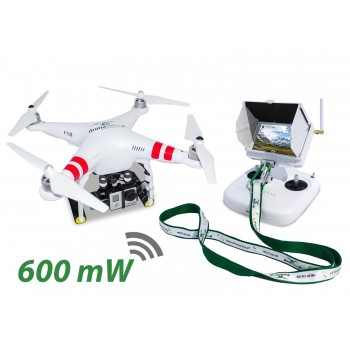 "DJI Phantom 2 v2 H4-3D FPV 5"" iOSD 600mW - Ready to Fly!"