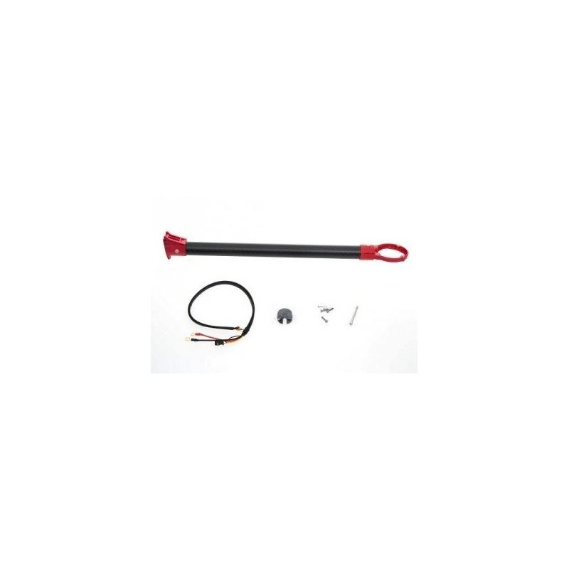 Ramię czerwone (CCW) - S1000 PLUS