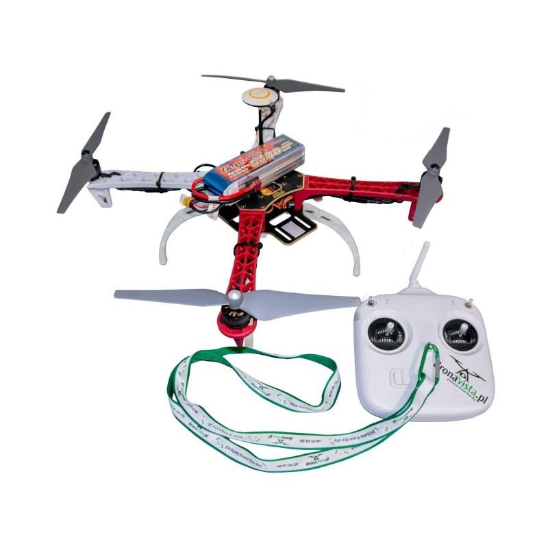 Zestaw DJI F450 - Gotowy do lotu (Złożenie i konfiguracja GRATIS)