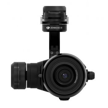 Gimbal i kamera Zenmuse X5 z MFT 15mm/1.7 ASPH