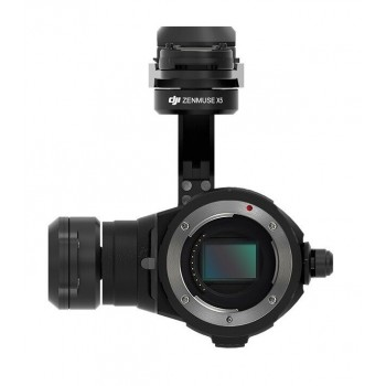 DJI Zenmuse X5 Gimbal-Camera (Lens Excluded) - Inspire 1