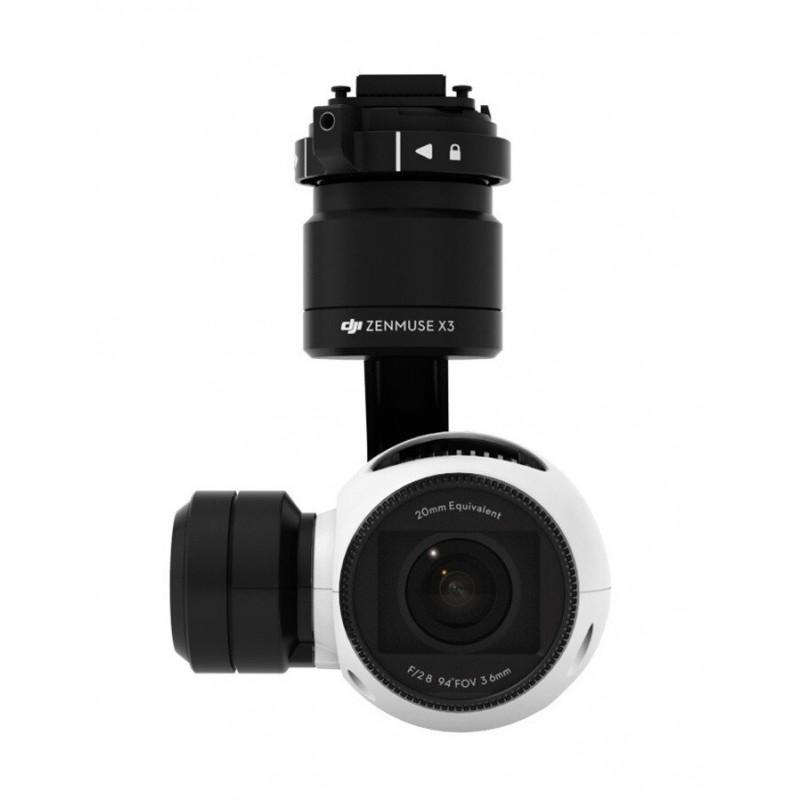 Gimbal i kamera - Inspire 1