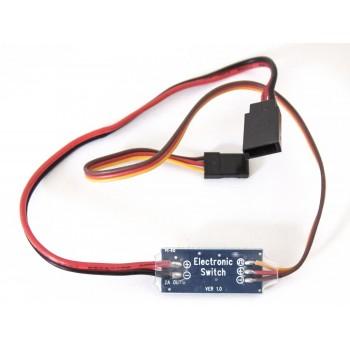 Przełącznik elektroniczny On/Off 2A
