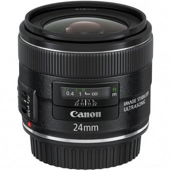 Canon EF 24mm IS USM Lens