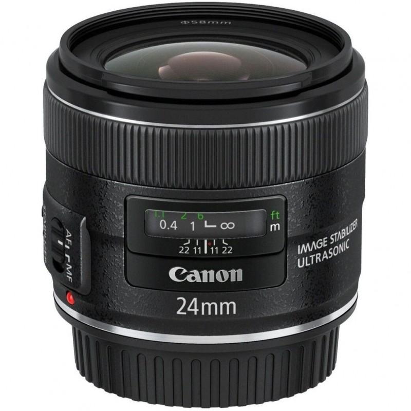 Obiektyw Canon EF 24mm IS USM